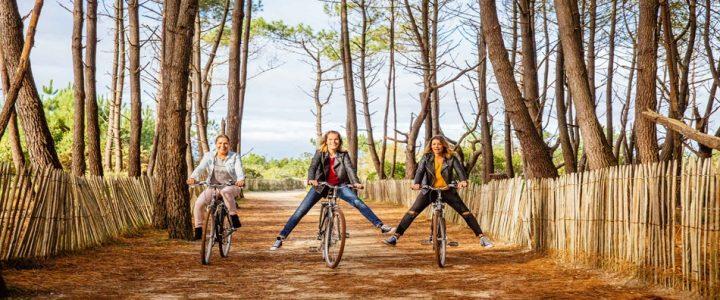 Biscarrosse vit au rythme des loisirs pendant les vacances