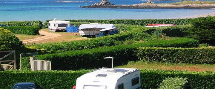 Camping en Bretagne : vers quelle commune se diriger ?